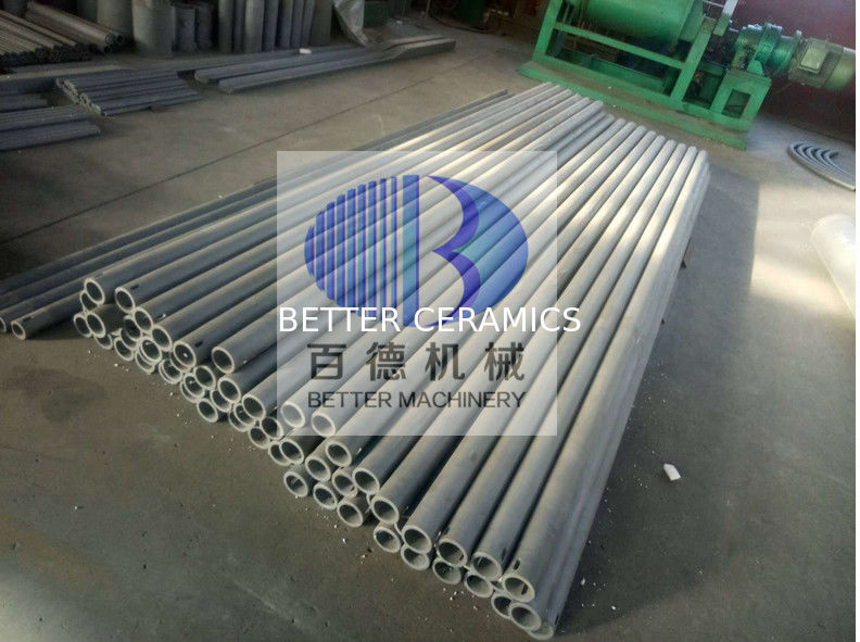 60x6x3170 Sisic Roller Wear Resistance With Good Thermal Conductivity